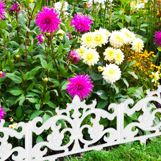 Category Flowerbed fences
